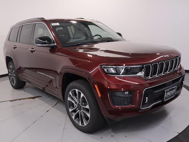 2021 Jeep Grand Cherokee Overland for sale in Manassas, VA