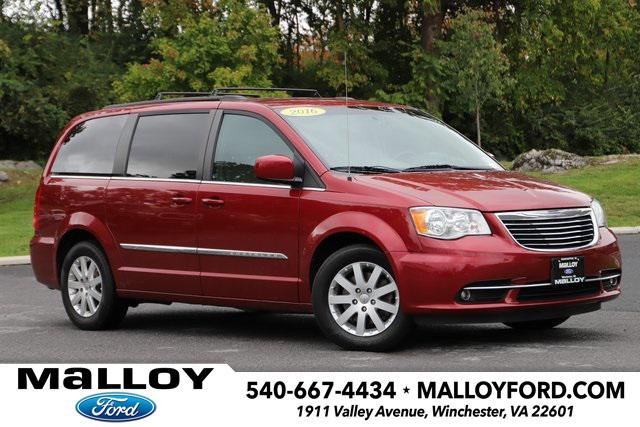 2016 Chrysler Town & Country Touring for sale in Winchester, VA