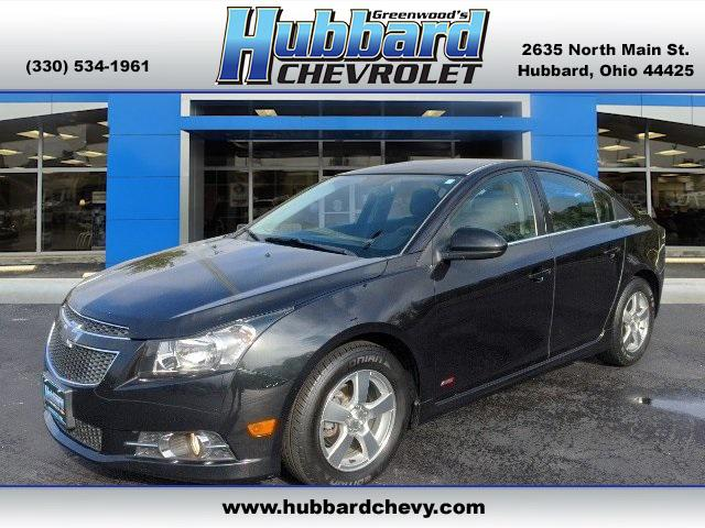 2014 Chevrolet Cruze 1LT for sale in Hubbard, OH