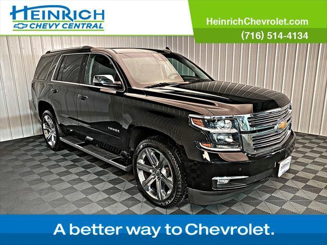 2019 Chevrolet Tahoe Premier for sale in Lockport, NY