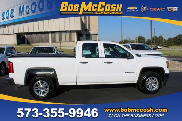 """2015 GMC Sierra 1500 4WD Double Cab 143.5"""" for sale in Columbia, MO"""