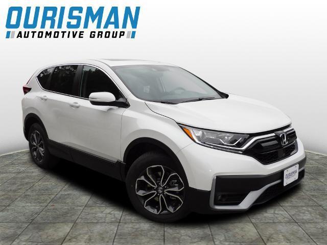 2021 Honda CR-V EX-L for sale in Laurel, MD