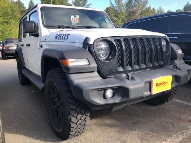 2020 Jeep Wrangler Willys for sale in Kirkland, WA