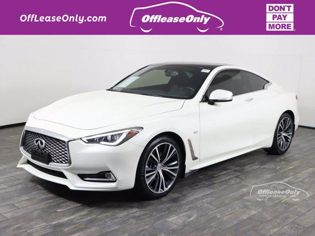 2018 INFINITI Q60 3.0t LUXE for sale in West Palm Beach, FL
