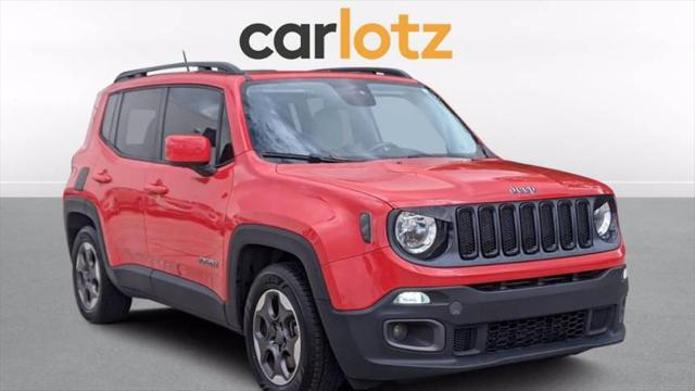 2015 Jeep Renegade Latitude for sale in Clearwater, FL