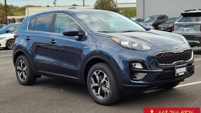 2022 Kia Sportage LX for sale in Owings Mills, MD