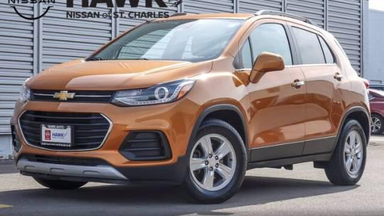 2017 Chevrolet Trax LT for sale in St. Charles, IL