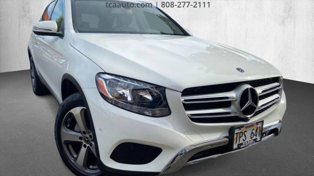 2018 Mercedes-Benz GLC GLC 300 for sale in Waipahu, HI