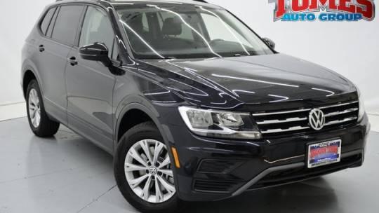 2020 Volkswagen Tiguan S for sale in McKinney, TX