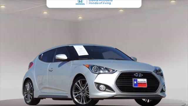 2016 Hyundai Veloster Turbo for sale in Irving, TX