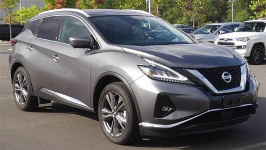 2019 Nissan Murano Platinum for sale in Chantilly, VA