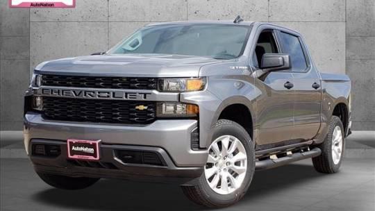 2021 Chevrolet Silverado 1500 Custom for sale in Amarillo, TX