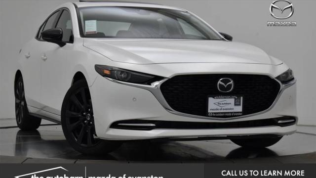 2021 Mazda Mazda3 Sedan 2.5 Turbo Premium Plus for sale in Evanston, IL