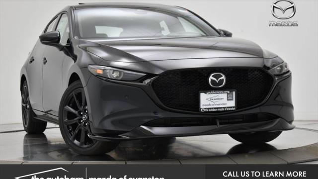2021 Mazda Mazda3 Hatchback 2.5 Turbo Premium Plus for sale in Evanston, IL