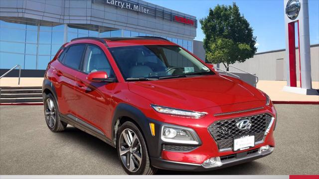 2020 Hyundai Kona Ultimate for sale in Centennial, CO