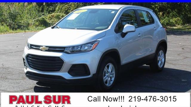 2017 Chevrolet Trax LS for sale in Valparaiso, IN
