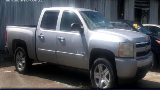 2008 Chevrolet Silverado 1500 LT w/1LT for sale in Thibodaux, LA