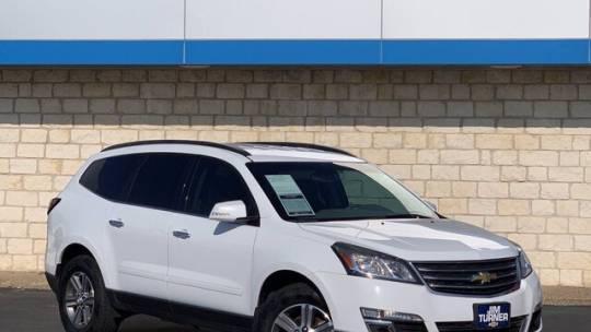 2016 Chevrolet Traverse LT for sale in Mcgregor, TX