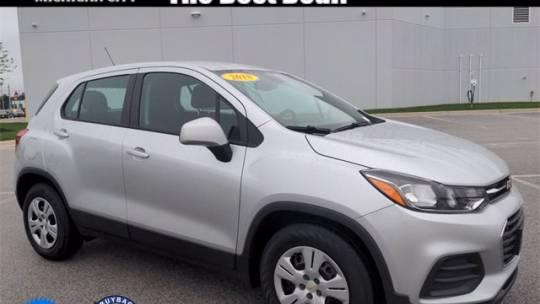 2018 Chevrolet Trax LS for sale in Michigan City, IN