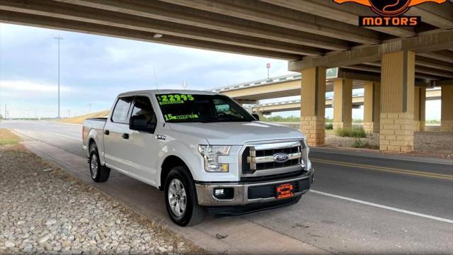 2015 Ford F-150 XLT for sale in Abilene, TX