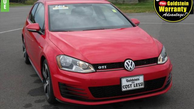 2015 Volkswagen Golf GTI S for sale in Latham, NY
