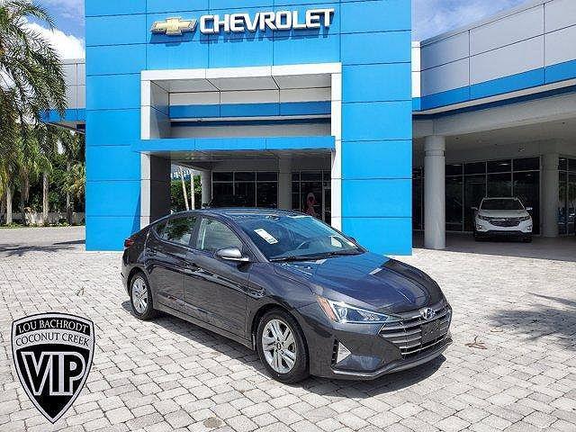 2020 Hyundai Elantra SEL for sale in Coconut Creek, FL