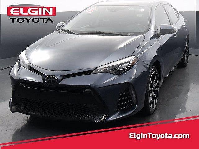 2018 Toyota Corolla SE for sale in Streamwood, IL