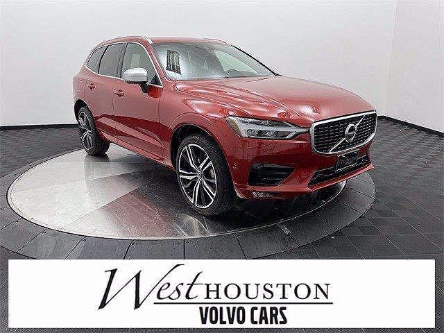 2019 Volvo XC60 R-Design for sale in Houston, TX