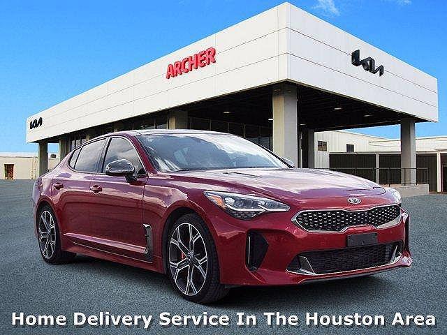2018 Kia Stinger GT2 for sale in Houston, TX