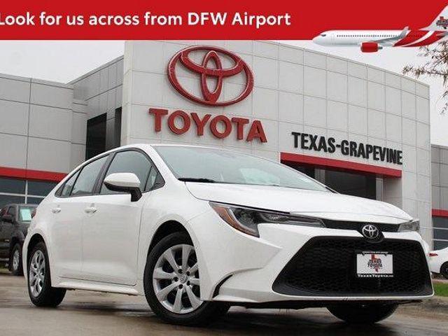 2020 Toyota Corolla LE for sale in Grapevine, TX