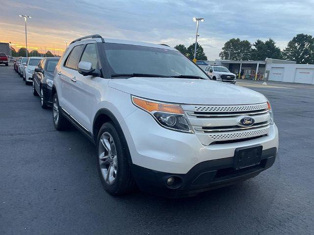 2013 Ford Explorer Limited for sale in Groveport, OH