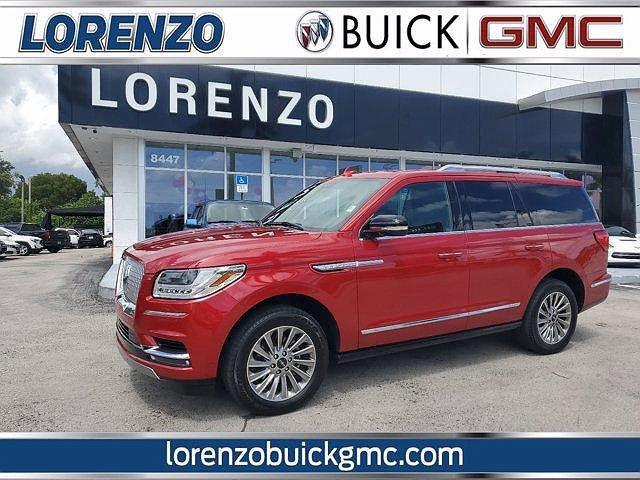 2020 Lincoln Navigator Standard for sale in Miami, FL
