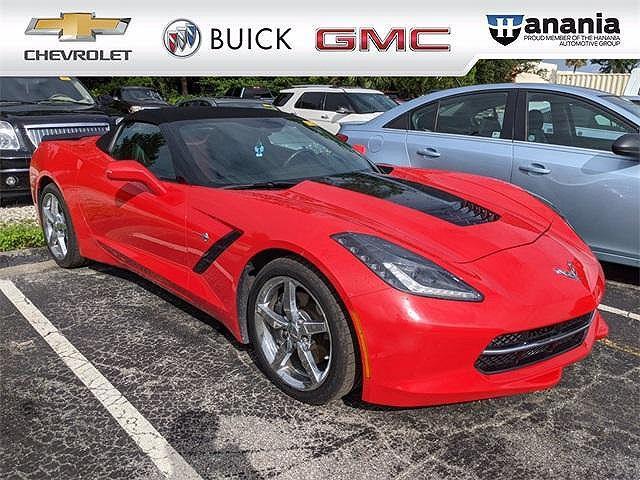 2015 Chevrolet Corvette 1LT for sale in Saint Augustine, FL