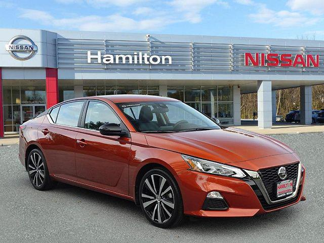 2021 Nissan Altima 2.5 SR for sale in Hagerstown, MD