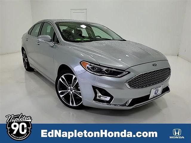 2020 Ford Fusion Titanium for sale in Oak Lawn, IL
