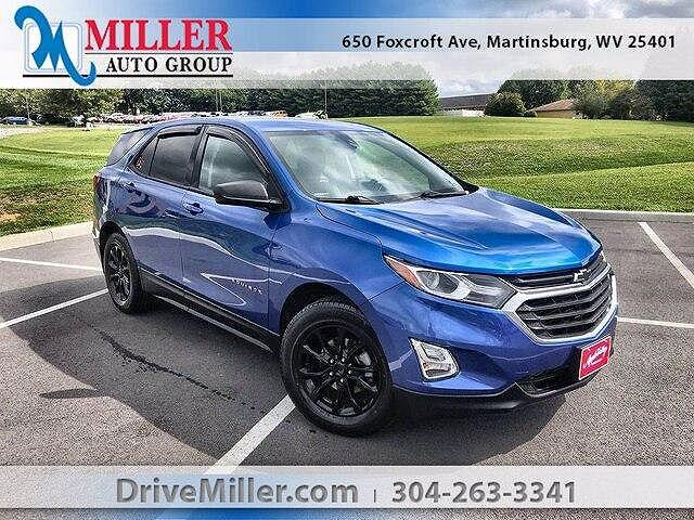 2019 Chevrolet Equinox LS for sale in Martinsburg, WV