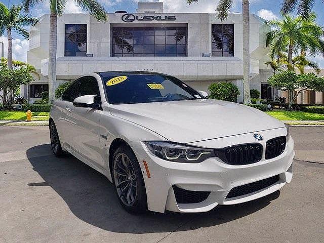 2018 BMW M4 Coupe for sale in Miami, FL