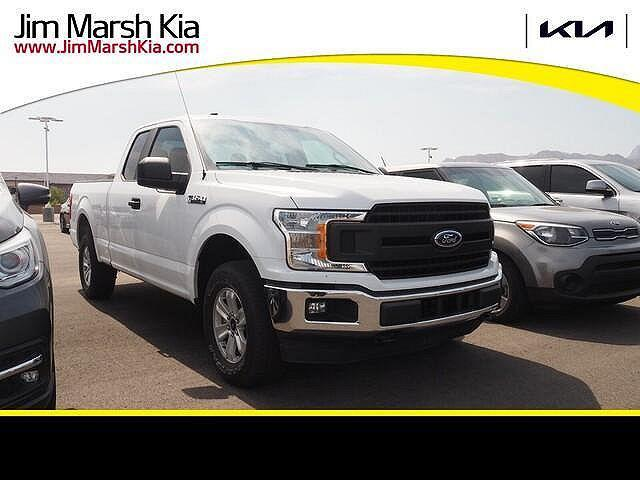 2018 Ford F-150 XL for sale in Las Vegas, NV