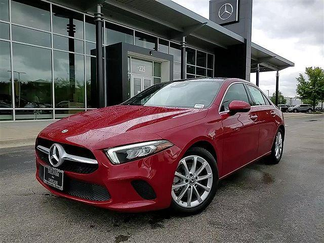 2021 Mercedes-Benz A-Class A 220 for sale in Saint Charles, IL