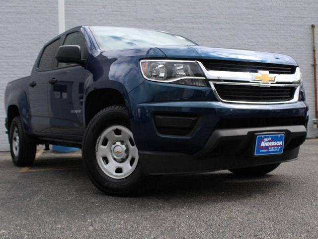2019 Chevrolet Colorado 4WD Work Truck for sale in Chicago, IL