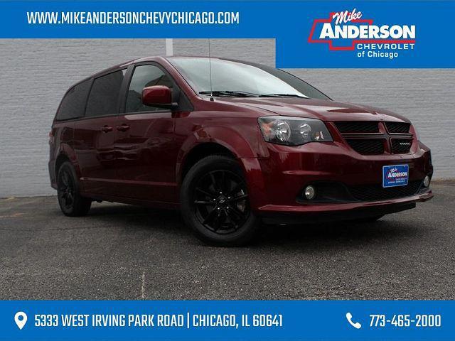 2020 Dodge Grand Caravan GT for sale in Chicago, IL