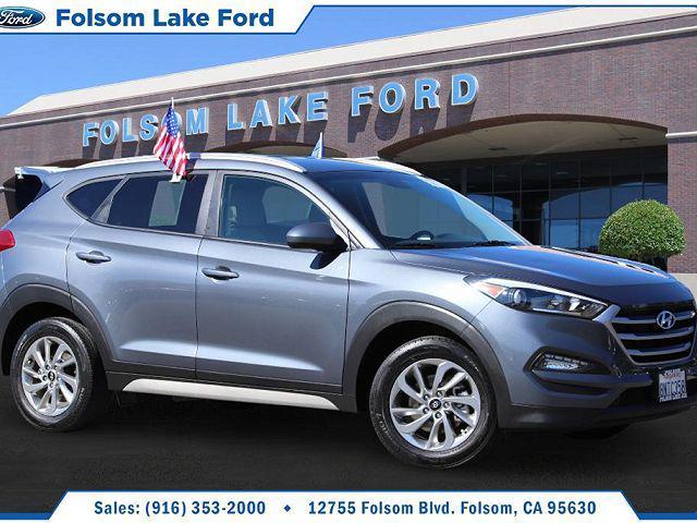 2018 Hyundai Tucson SEL for sale in Folsom, CA