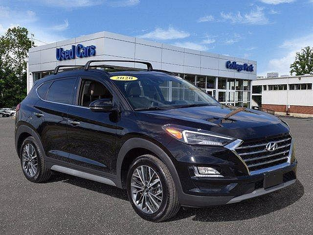 2020 Hyundai Tucson Ultimate for sale in College Park, MD