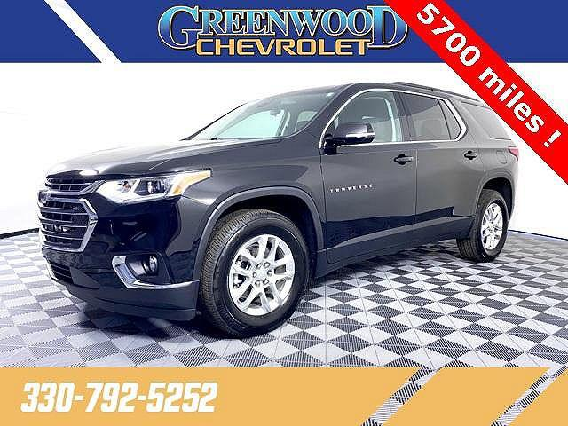 2020 Chevrolet Traverse LT Cloth for sale in Youngstown, OH