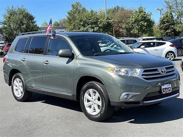 2013 Toyota Highlander Base for sale in Manassas, VA