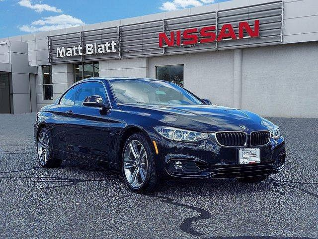 2018 BMW 4 Series 430i xDrive for sale in Egg Harbor Township, NJ