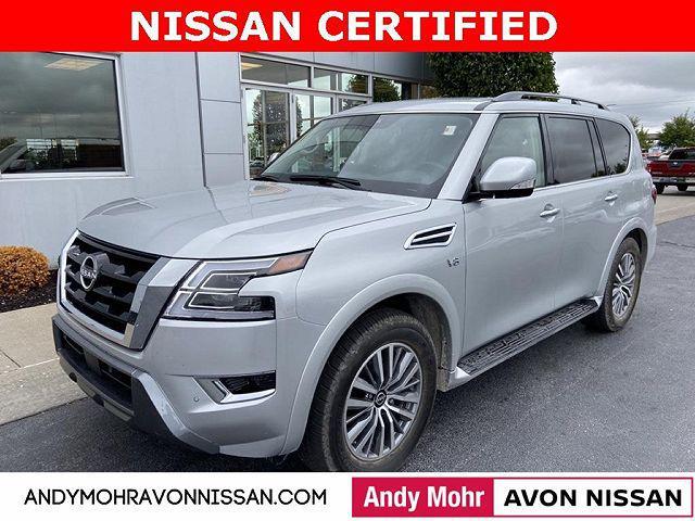 2021 Nissan Armada SV for sale in Avon, IN