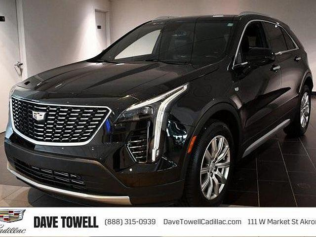 2019 Cadillac XT4 FWD Premium Luxury for sale in Akron, OH