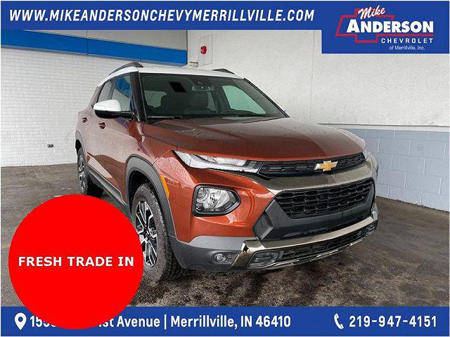 2021 Chevrolet Trailblazer ACTIV for sale in Merrillville, IN