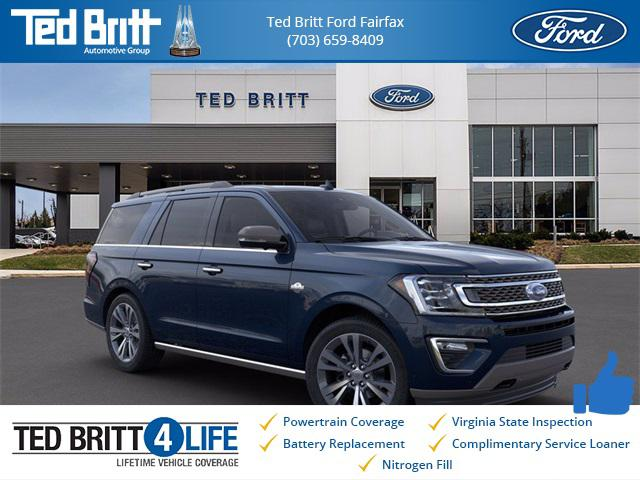2021 Ford Expedition King Ranch for sale in Fairfax, VA